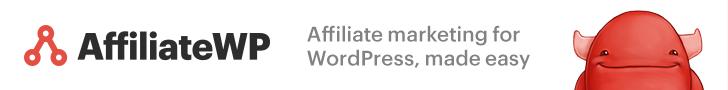 Affiliate marketing for WordPress, made easy